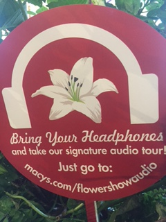 Macy's audio tour