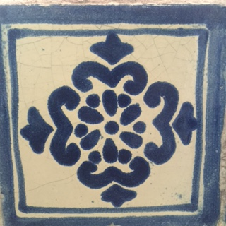Piedra Escondida Talavera Tiles