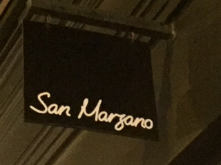 San Marzano Sign