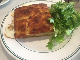 Talulah's Egg Sandwich