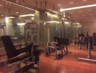 le-meridien-indoor-gym
