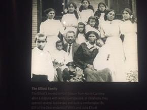 African American Elliott family