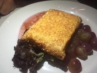 Avra Restaurant Sesame Feta