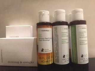 Electra Metropolis Hotel Athens Korres Bath Products