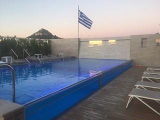 Electra Metropolis Hotel Athens Outdoor Pool