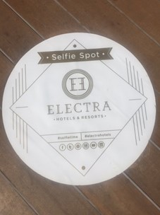 Electra Metropolis Hotel Athens selfie spot