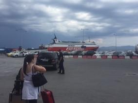 Fast Ferry to Mykonos