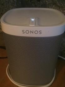 Mykonos No 5 Hotel Sonos Sound System