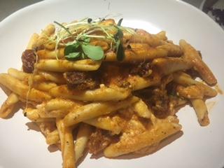 Skiouficta Pasta Mykonos No 5 Restaurant