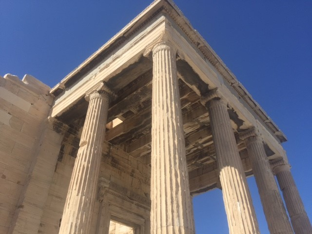 Temple of Athena Nike The Acropolis Athens Greece.jpg