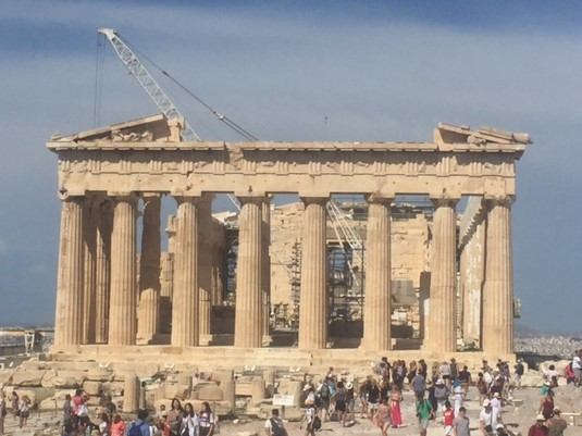 The Acropolis Athens Greece The Lowdown The Lowdown with Mikey B
