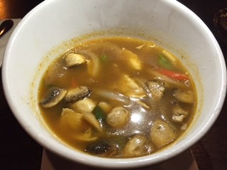 Tom Yum Goong Soup Charms New York