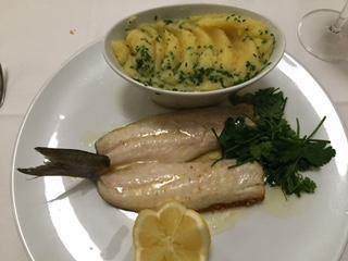Balzar Sole Fish