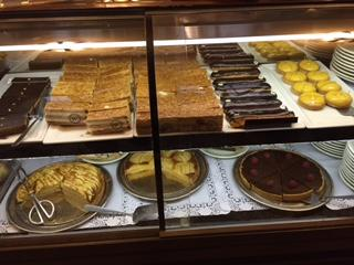 Cafe De Flor Desserts
