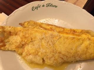 Cafe De Flor Omelette