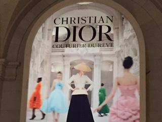Dior Couturier Du Reve Sign