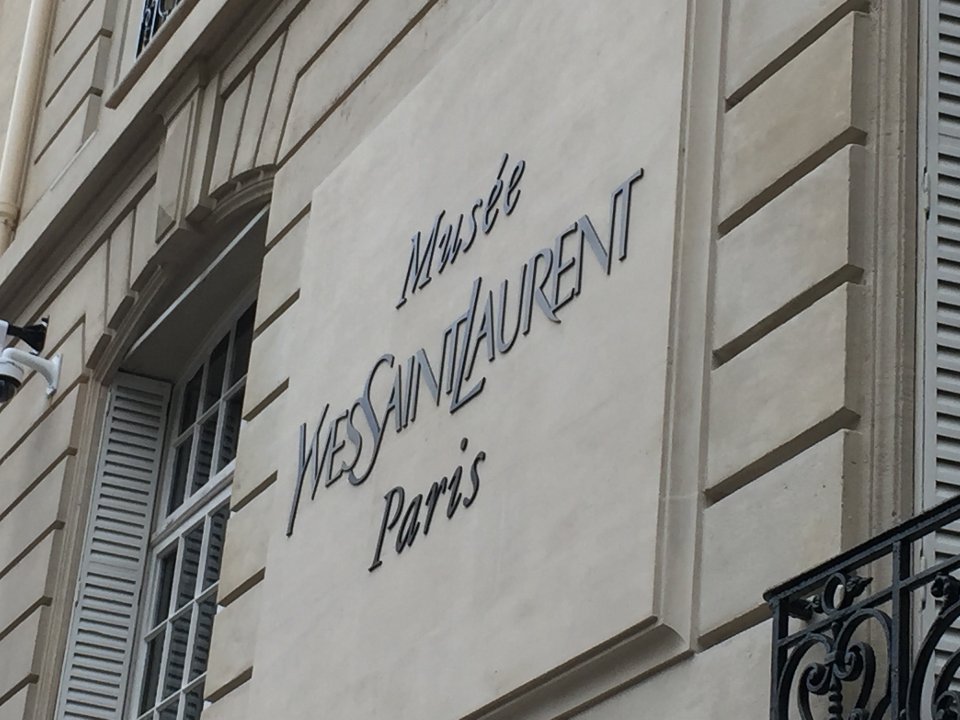 Fabuleux The Yves Saint Laurent Museum, Paris, France: The Lowdown – The  MB22