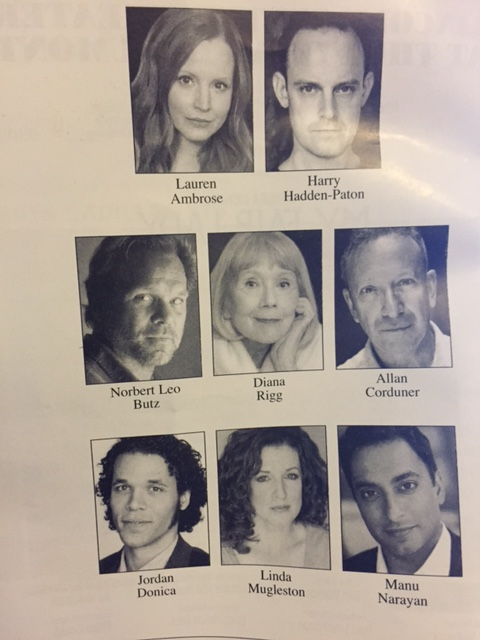 My Fair Lady Cast shot from Playbill.JPG