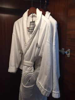 Sagamore Pendry Hotel Robes