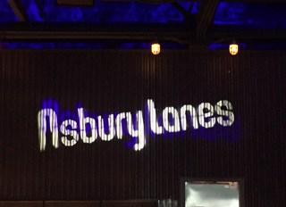 Asbury Lanes Asbury Park Bowling sign