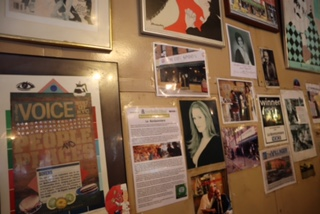 Bonbonniere Wall of Fame